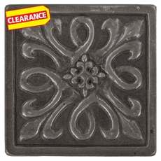 Clearance! Wrought Iron Decorative Insert
