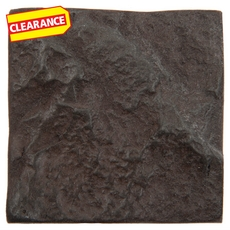 Clearance! Rust Resin Decorative Insert