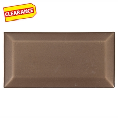 Clearance! Metallic Bronze Decorative Tile