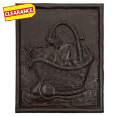 Clearance! Metallic Rust Decorative Medallion