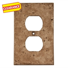 Clearance! Noce Decorative Resin Outlet Plate