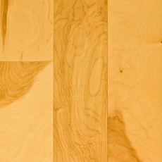 Natural Birch Locking Engineered Hardwood