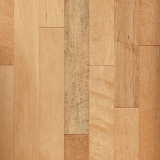 Natural Maple Smooth Engineered Hardwood