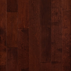 Bronze Birch Hand Scraped Engineered Hardwood