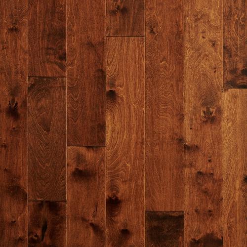Amaretto Birch Hand Scraped Engineered Hardwood 38in X 5in