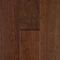 Birch Walnut Hand Scraped Engineered Hardwood