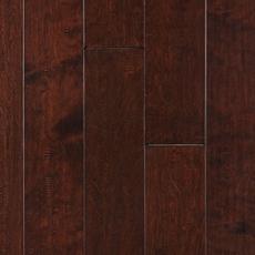 Brown Birch Hand Scraped Engineered Hardwood