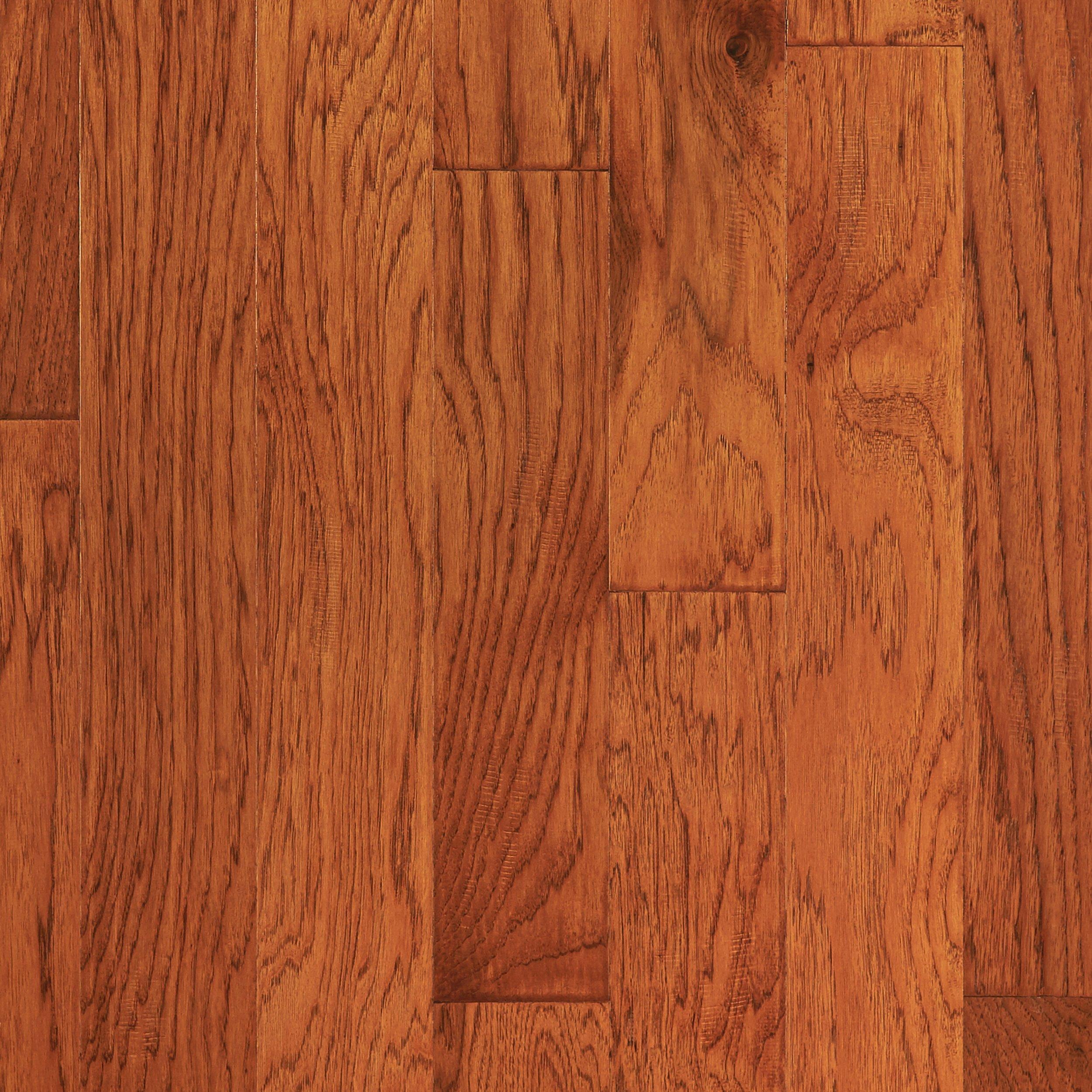 Santa Fe Hickory Hand Scraped Engineered Hardwood 38in x 5in