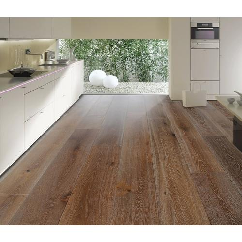 Orleans Oak Wire Brushed Engineered Hardwood 916in X 9 12in