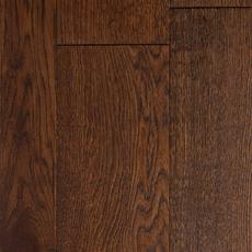 Caramel Oak Wirebrushed Solid Hardwood