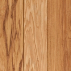 Country Natural Hickory Solid Hardwood