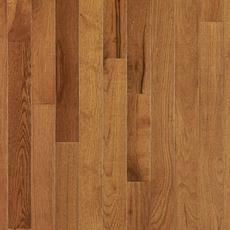 Smoky Topaz Hickory Solid Hardwood