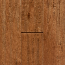 Cognac Maple Hand Scraped Solid Hardwood