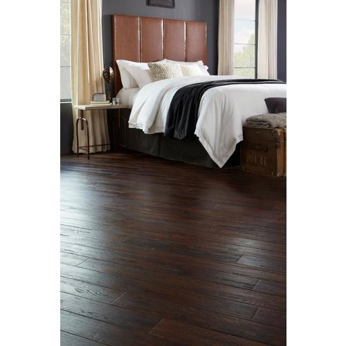 Click Hardwood Flooring how to install an exotic click lock floating hardwood floor Click To Zoom