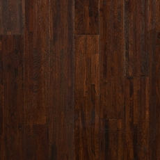 Timberclick Coffee Oak Locking Solid Hardwood