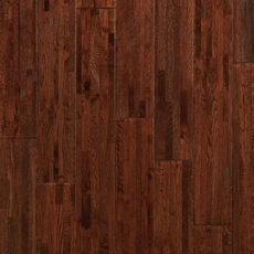 Timberclick Cognac Oak Locking Solid Hardwood