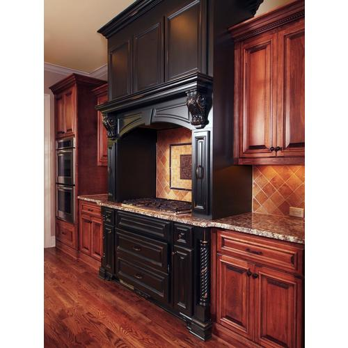 Cherry Oak Smooth Solid Hardwood - 5/8in. x 2 1/4in. - 942700537 ...