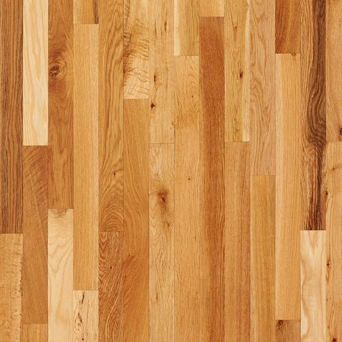 Natural Oak Smooth Solid Hardwood 3 8in X 2 1 4in