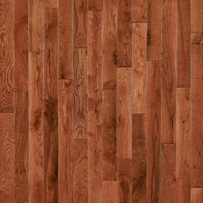 Butterscotch Oak Solid Hardwood