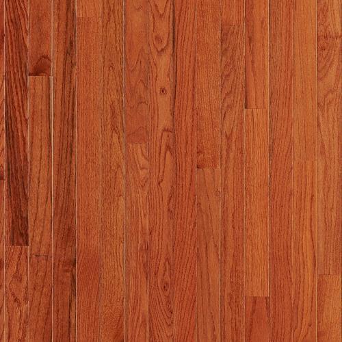 Bruce Gunstock Oak Smooth Solid Hardwood