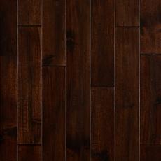 Black Walnut Hand Scraped Locking Solid Hardwood