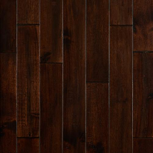 Black Walnut Hand Scraped Locking Solid Hardwood In X - Black walnut hardwood flooring