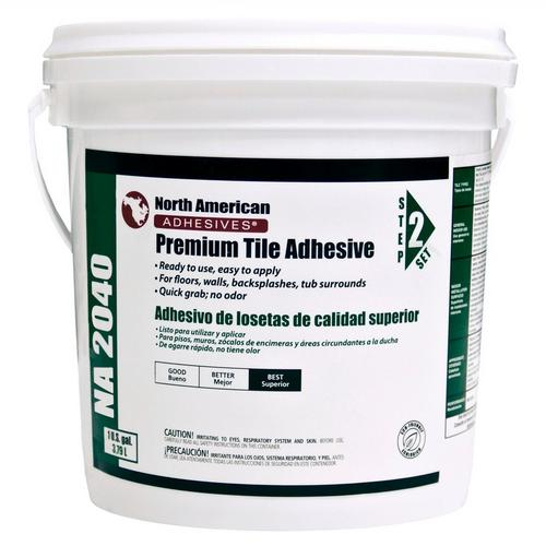 Mapei Premium Premixed Mortar For Tile And Stone 1gal 951100088