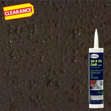 Clearance! Bostik Sanded French Gray Tub and Tile Caulk