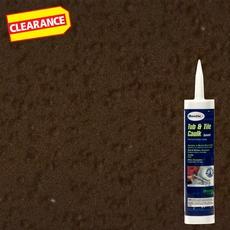 Clearance! Bostik Sanded Sand Beige Tub and Tile Caulk