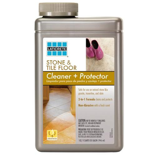 Laticrete Heavy Duty Stone and Tile Floor Cleaner - 1qt. - 951400189 ...