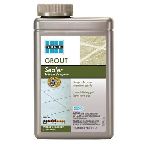 Laticrete Grout Sealer 1qt 951400192 Floor And Decor