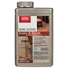 DuPont Semi Gloss Sealer and Finish