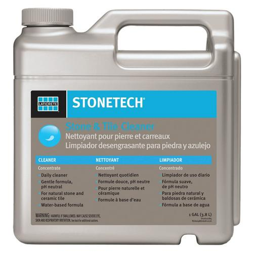 Laticrete StoneTech Professional Stone and Tile Cleaner - 1gal ...