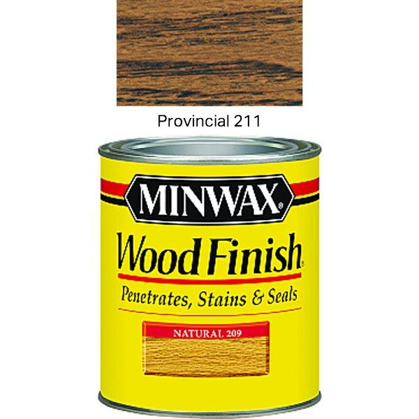 Minwax 70002 Provincial Interior Wood Finish Stain