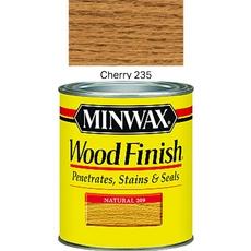Minwax Cherry Wood Finish