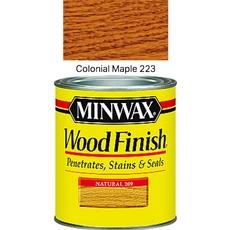 Minwax Colonial Maple Wood Finish