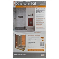 Schluter-Kerdi-Shower-Kit Base