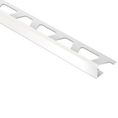 Schluter Jolly White 3 16in Pvc 8 Ft 2 1 2 In Tile