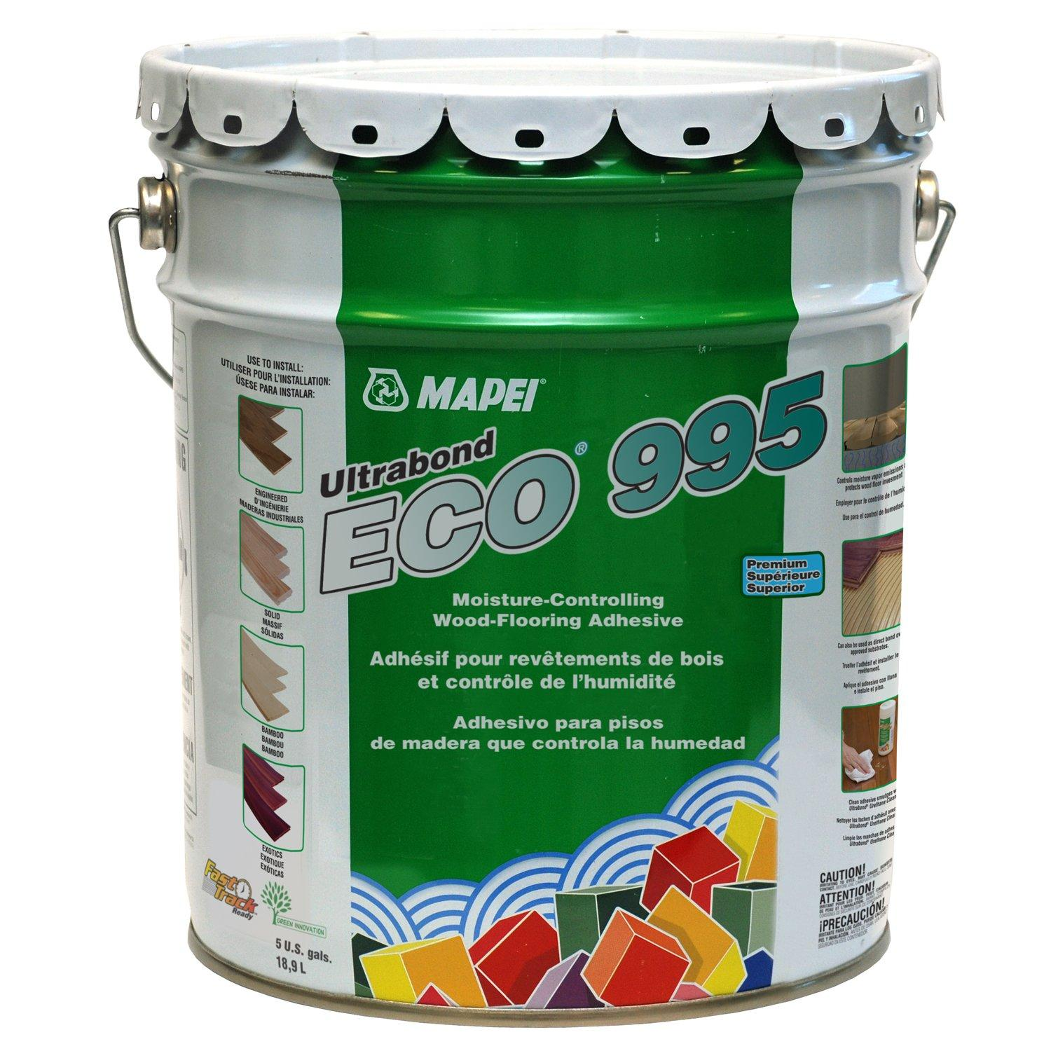 Mapei Ultrabond ECO 995 Wood Flooring Adhesive - Wood Adhesives Floor & Decor