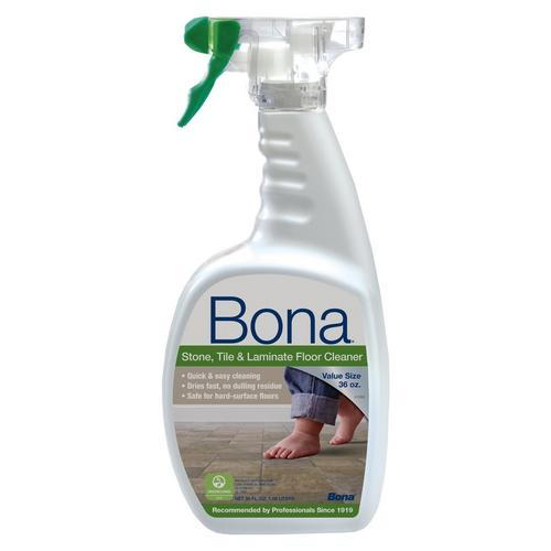 Bona Stone Tile And Laminate Floor Cleaner 36oz 954500215