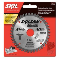 Skil 40T Flooring Saw Blade