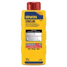 Irwin Red Strait-Line Permanent Chalk Refill