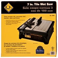 QEP Wet Tile Saw