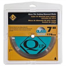 QEP Glass Wet Saw Blade