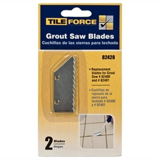 Tile Force Grout Saw Replacement Blades