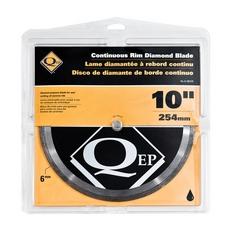 QEP Standard Continuous Rim Wet Saw Blade