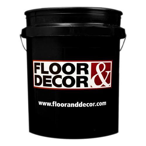 floor and decor logo black bucket - 5gal. - 955564744 | floor and