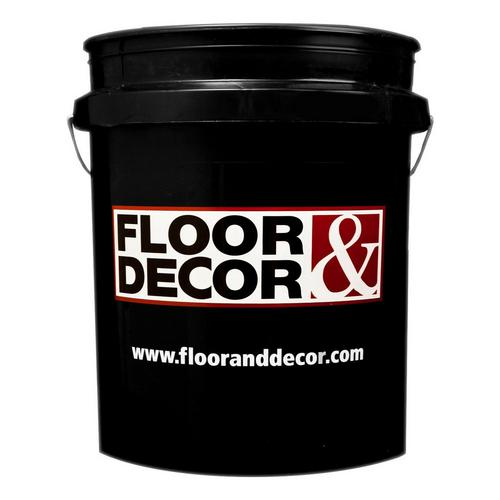 Floor And Decor Logo Black Bucket 5gal 955564744 Floor And Decor