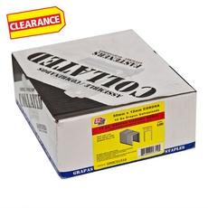 Clearance! Grip Rite 15 Gauge Grapas Galvanized Flooring Staples