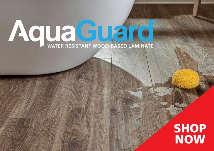 New And Exclusive To Floor Decor Aquaguard Is A Water Resistant Laminate That Looks Feels Like Authentic Hardwood There S Now Option